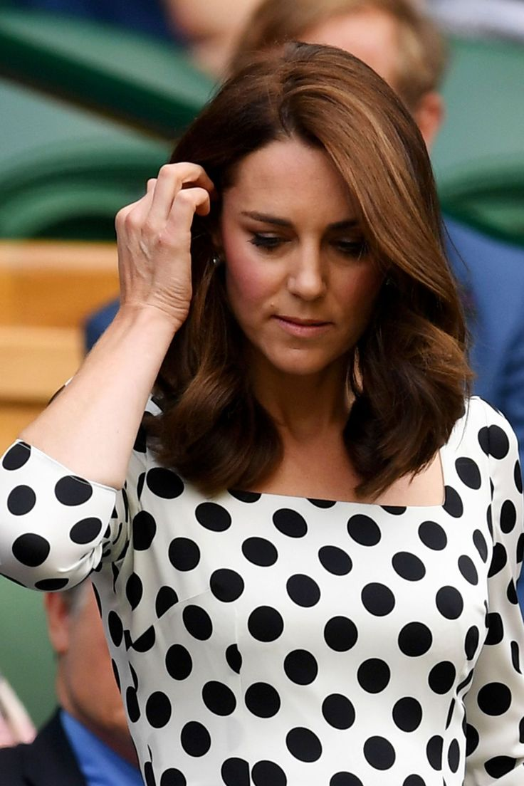 Kate Middleton Got a Haircut—And She Looks Amazing - HarpersBAZAAR.com