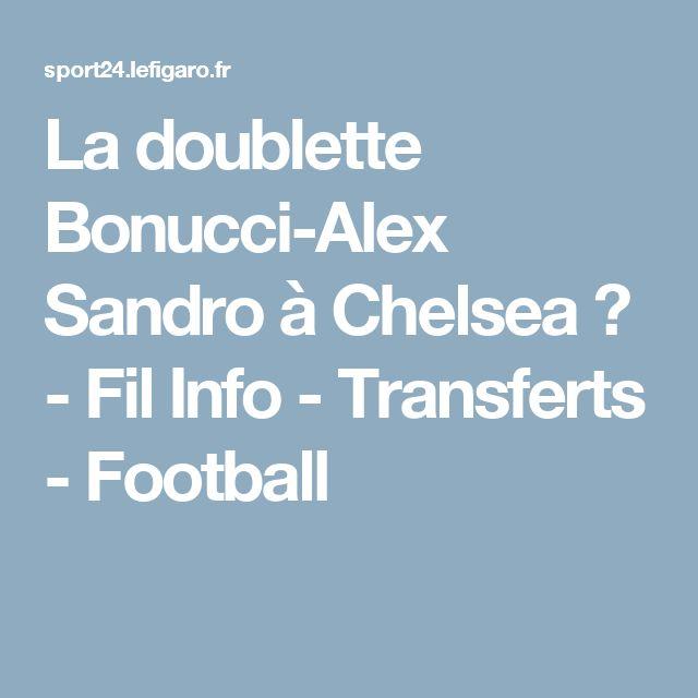 La doublette Bonucci-Alex Sandro à Chelsea ? - Fil Info - Transferts - Football