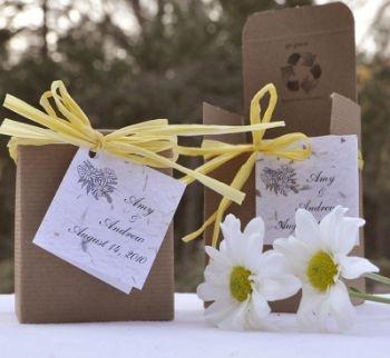 26 best Spring Wedding Favors images on Pinterest Spring weddings