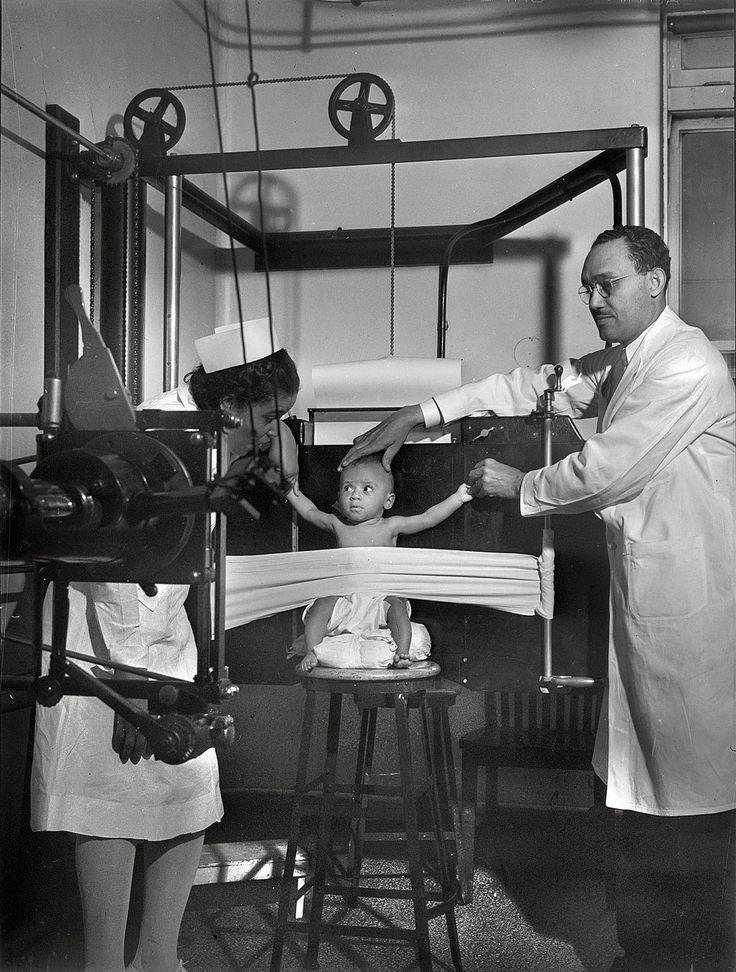 Early x-ray, cerca 1942