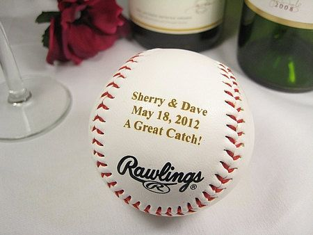 Love this! baseball #Entertainment, #Ceremony and Reception, #Stationery, #Offbeat, #Wedding Styles, #Baseball, #Favors, #Sports, #Wedding Themes
