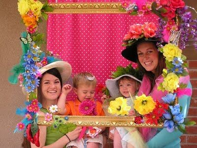 Mothers day Tea- picture idea- MUST DO! And lots of party ideas