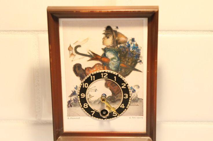 Little Boy Cuckoo Clock, Cuckoo Clock, Clock, Wood Clock, by ClockworkRummage on Etsy