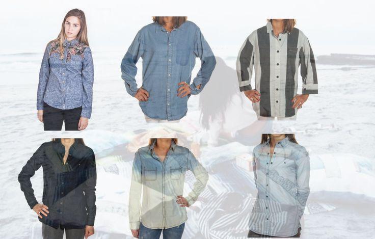 E-Shopping de la semaine #7 édition spéciale chemises !