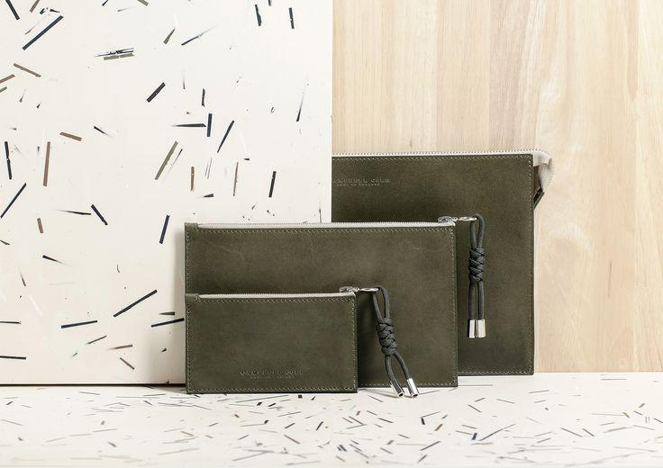 Campbell Cole | SS17 Lookbook. Surface Design Olivia Aspinall Studio
