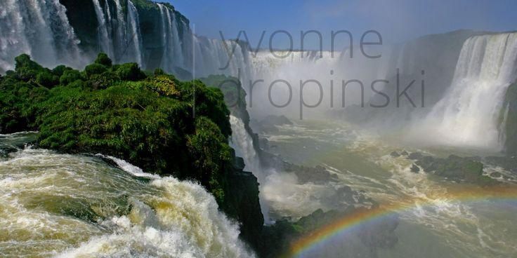 Brazylia - Wodospad Iguazú