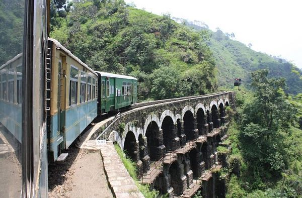 Take the amazing Kalka to Shimla toy train. India travel tips ...