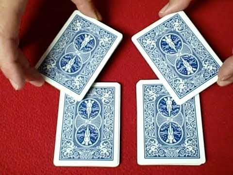 Easy Cool Card Trick - Beginner Card Tricks