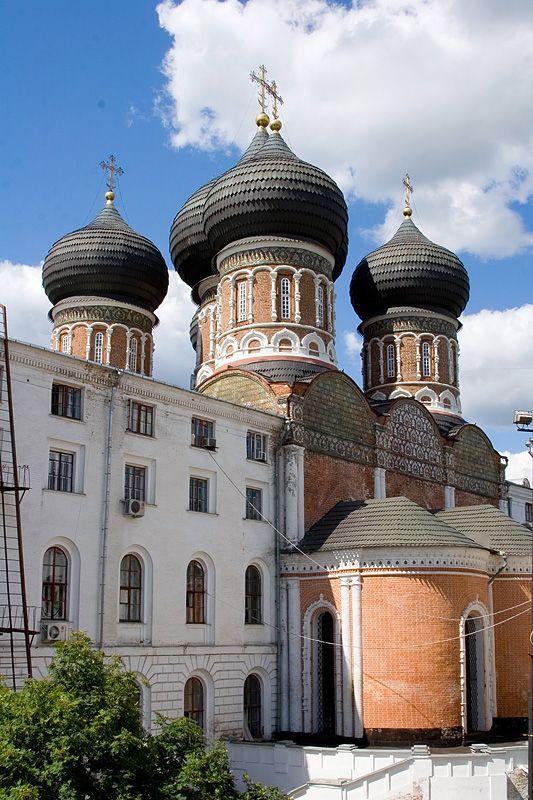 Покровский собор, усадьба Измайлово   МГОМЗ
