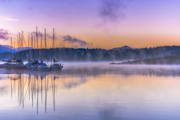 Lake Solina in Poland by krystianbigos on 500px