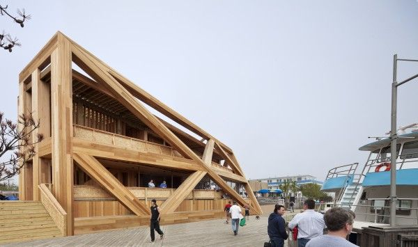 Fire Island's Old Flame Rekindled With Pines Pavilion