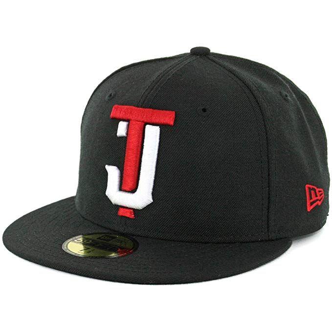 b512194926f New Era 59Fifty Toros de Tijuana TJ Fitted Hat (Black) LMB Mexico Baseball  Cap Review