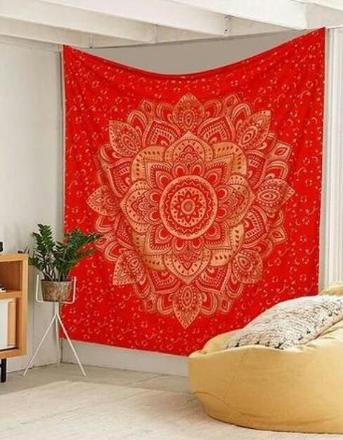 Awesohmstore check the link in our bio for products for meditate, yoga or just decoration, follow us for more awesome products. stateofconsciousness, mandala, mandala tapestry, hippietapestry, indian tapestry, rounden tapestry, indian hindu tapestry, wallhangingtapestry, bohemian, bohemian tapestry, wallhanging, bedcover, tapestry, indian culture, meditation tapestry, mandala meditation, yoga blanket.