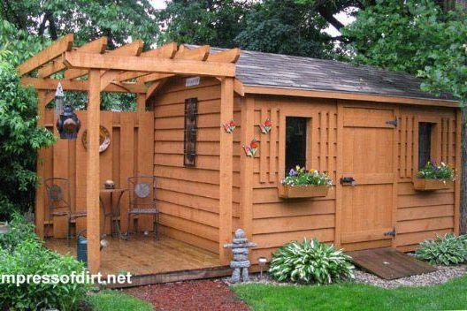 Gallery of creative garden shed ideas for the home garden