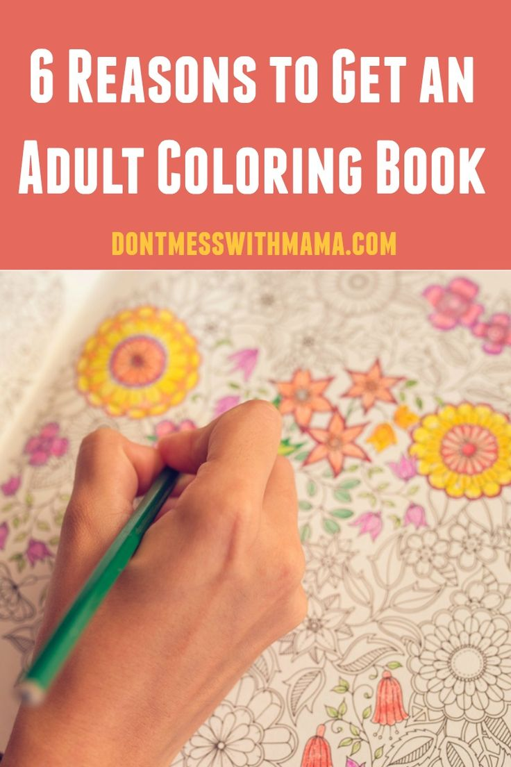 Grown up colouring books benefits - 6 Reasons To Get An Adult Coloring Book
