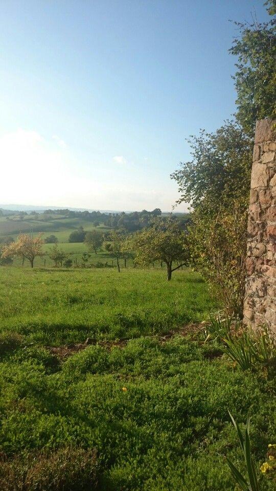 Fransk landsbygd