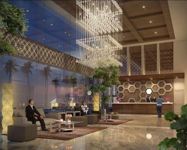 Hanya dengan satu langkah menuju Lift, para penghuni dapat mengakses area commercial dan fasilitas gedung dengan segala kelengkapannya membuat hidup lebih praktis dan ekonomis.