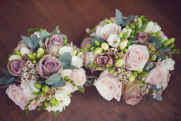 vintage wedding flowers