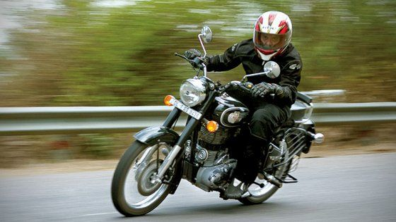 BBC TopGear Magazine India Car Gallery - Royal Enfield Bullet 500: A Royal Returns