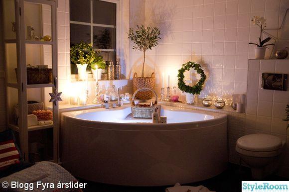 Vårt eget spa - Ett inredningsalbum på StyleRoom. Spa i källare
