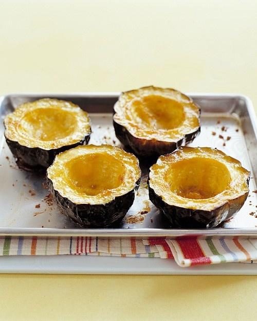 Baked Acorn Squash with Brown Sugar—martha. consider? i usually ...