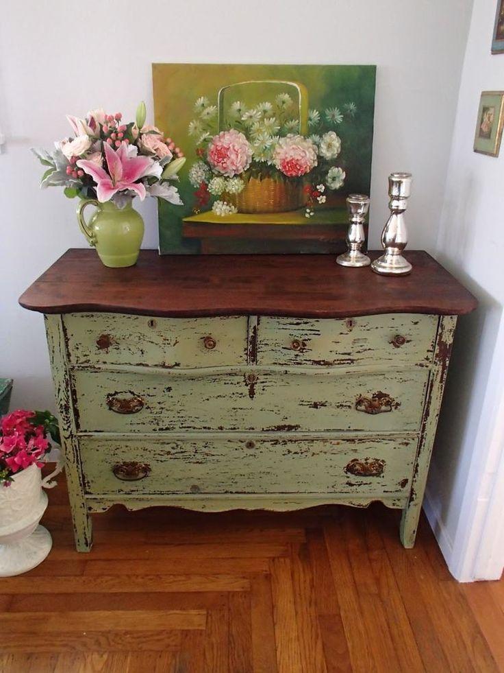 relooker un meuble en bois massif pour lui donner un air shabby chic : astuces et conseils de cirage et ponçage