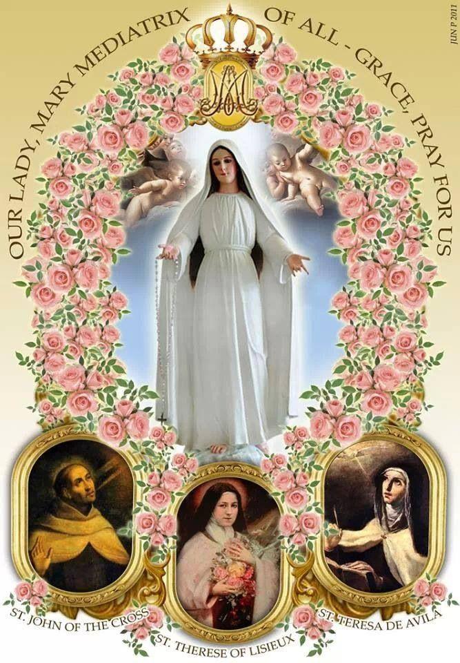 holy mary jesus cross - photo #45