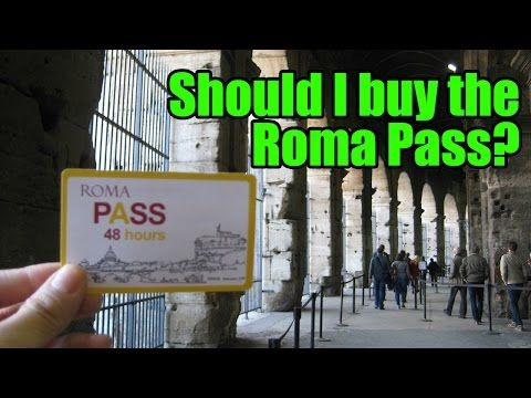 Roma Pass Review: Should you buy it? - YouTube