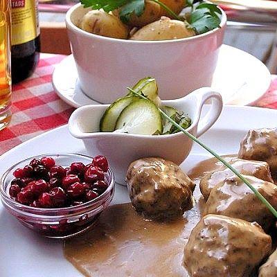 Berfend Ber: İsveç Mutfağı / Swedish Cuisine