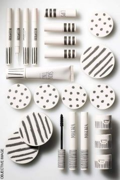 Original packing designs for Topshop make up, I intend on not sticking with this design.