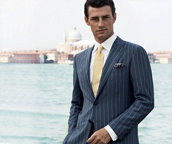Коллекция мужской одежды весна-лето 2009