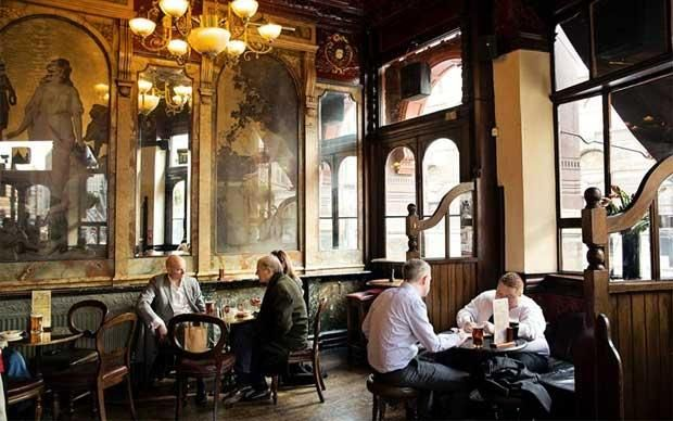 London's most striking historical pubs, each a perfect spot to toast St…