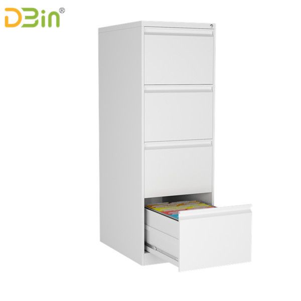 New White 4 Drawer Horizontal File Cabinet Factory Filing Cabinet Cabinets For Sale Office Furniture Design White 4 drawer filing cabinet
