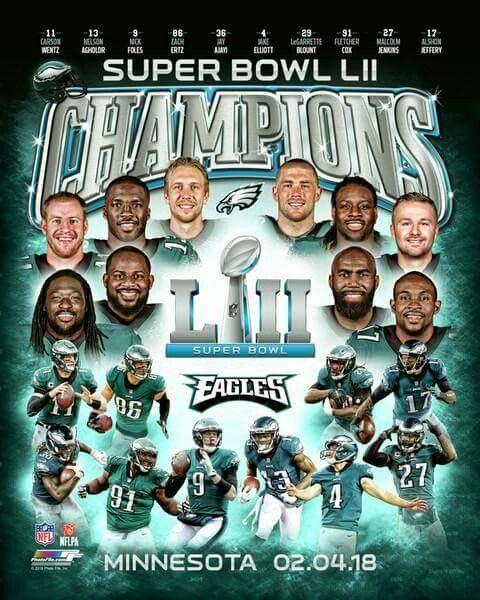 Super Bowl LII (52) Champions