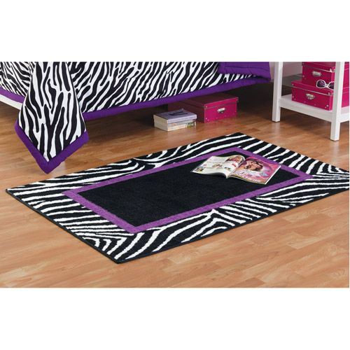 Walmart Purple Rug: 25+ Best Ideas About Zebra Print Rug On Pinterest