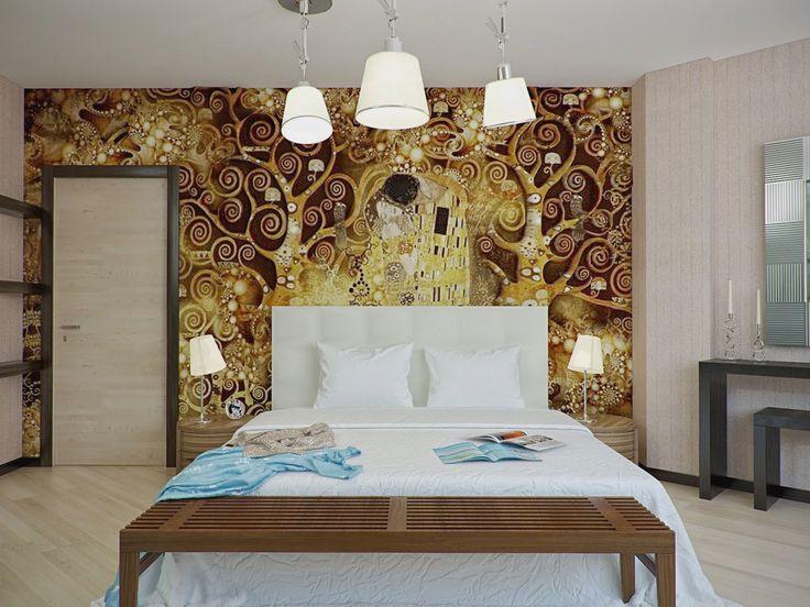 Design Of Bedroom Walls - http://decorstyle.xyz/02201609/bedroom-design-ideas/design-of-bedroom-walls/64