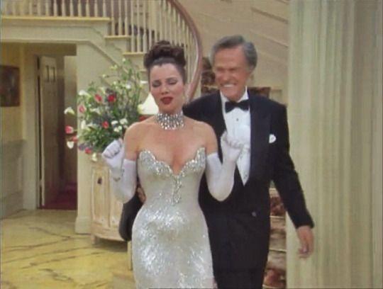 image Best retro movie of sassy couple