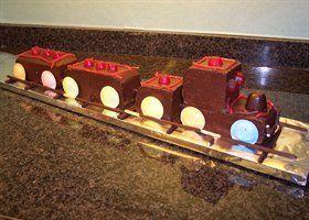 Recept voor Cake treintje | Solo Open Kitchen