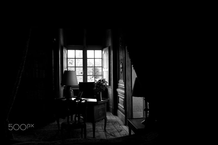 Interior - Hautefort, França