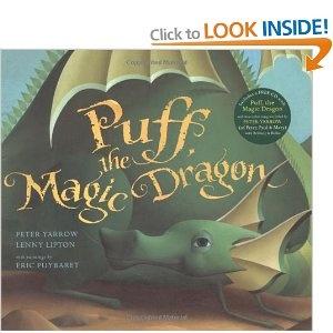 Puff, the Magic Dragon (Book & CD)   / 6, 7