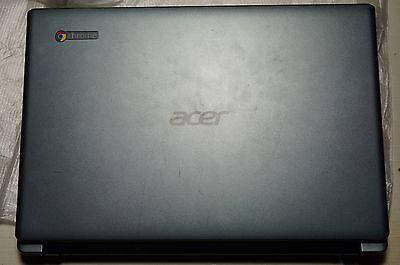 Acer Chromebook C710-2847 - Atom 166 GHz - 2 GB Ram