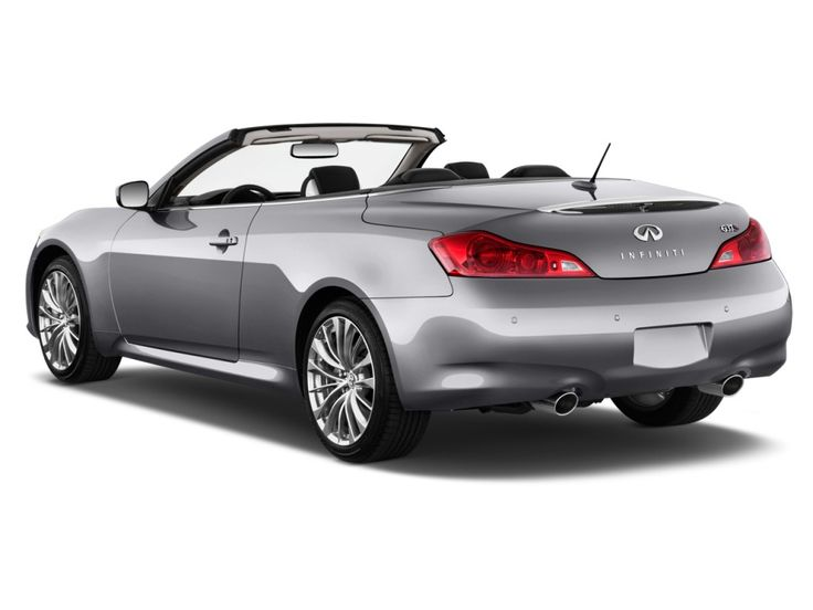 Rear 2014 Infiniti G37 convertible Wallpaper Full HD Pictures 14932