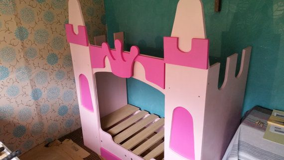 Check out this item in my Etsy shop https://www.etsy.com/uk/listing/250777072/princess-castle-bed