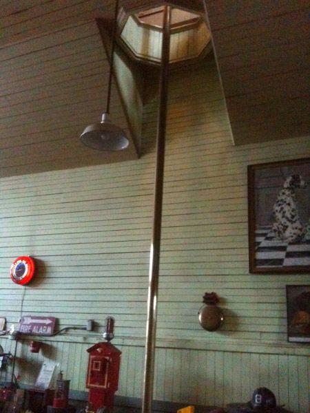 Man On Fire Pole : Best images about firemen poles on pinterest