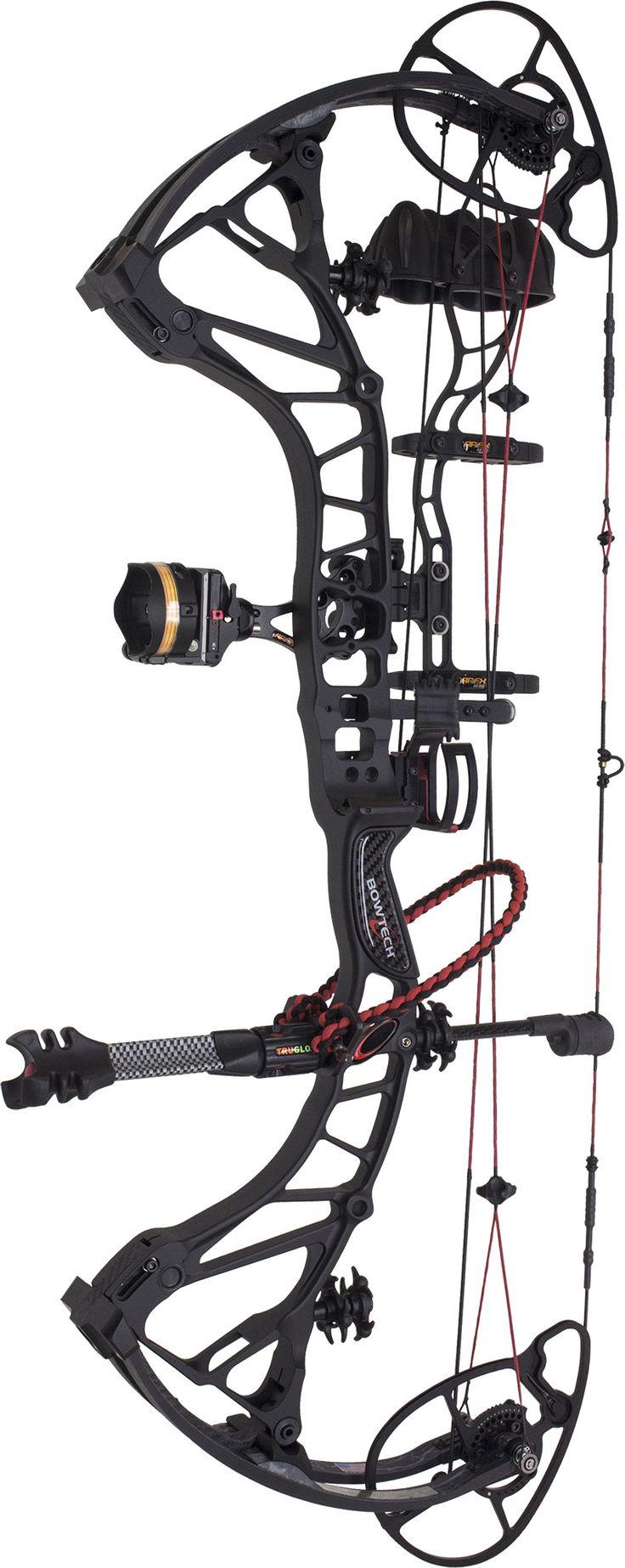 bowtech rpm 360 compound bow