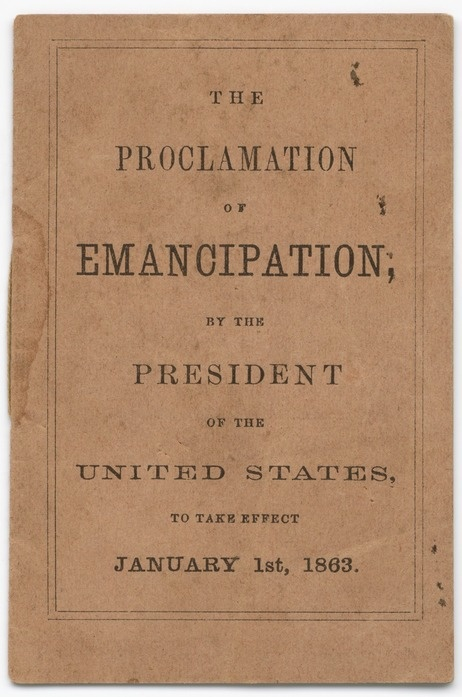 reason for emancipation proclamation Legal help for juvenile law - emancipation: good enough reasons to get emancipated  could that be a good reason to file a petition for emancipation.