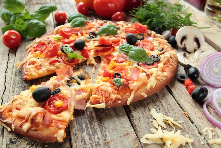 Trucuri pentru o pizza reusita