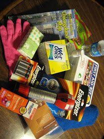 Look It's Megryansmom: Preparing an Emergency Winter Survival Kit #EnergizerCFK #CBias