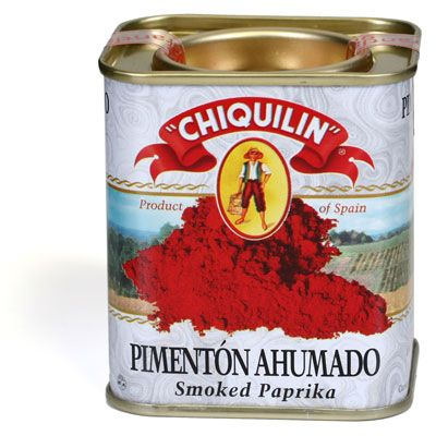 Smoked Paprika - my favorite spice.