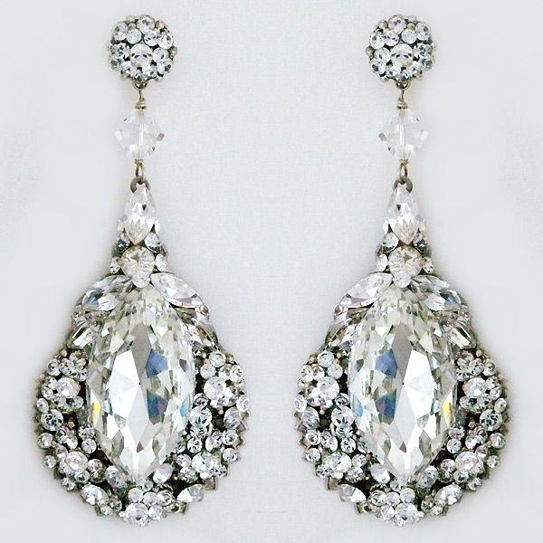 Red Carpet Chandelier: Best 25+ Bridal Chandelier Earrings Ideas On Pinterest